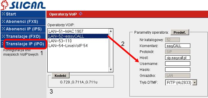VoIP functions in Slican ITS - pubWiki-en